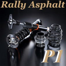 Coilover Mercedes Benz E-Class Convertible 6cyl A207 (09~17) Asphalt Rally