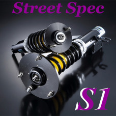 Coilover Nissan March K12 (02~10) Street