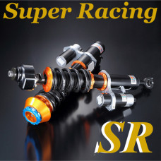 Coilover Subaru Impreza(Strut 31mm) GD/GG (00~07) Super Racing