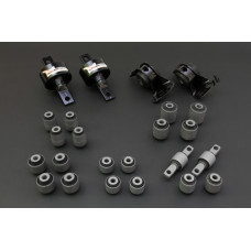 Hardrace 6107-Dc2-R Arm Bushings Completed Set Honda Integra Dc2 Type R