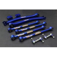Hardrace 6155 Rear Adjustable Arms Subaru Impreza/Forester/Legacy