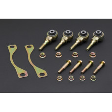 Hardrace 6228 Front Upper Arm Bushing Repair Kit