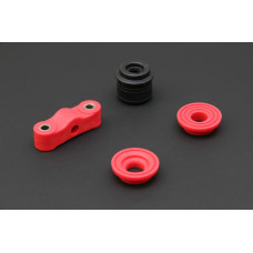 Hardrace 6347-R Tpv Reinforced Shifter Bushing Kits Acura Integra Dc, Honda Civic/Cr-V/Integra Dc