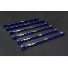 HARDRACE 6403 REAR LATERAL ARM & TRAILING ARM