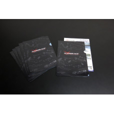 Hardrace I0130-012 Hardrace Plastic L Folders