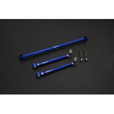 Hardrace Q0104  Rear Toe Kit + Rear Lower Brace