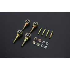 Hardrace Q0289 Front Upper Arm Bushing Kit