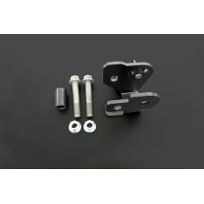 Hardrace Q0539 Front Track Bar Relocation Bracket Jeep Wrangler Jl, Unlimited Jlu, Gladiator Jt