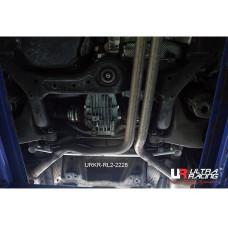 Rear Lower Bar Audi A6 (C7) 4WD 3.0 (2012)