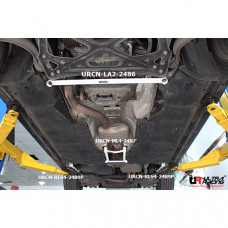 Front Lower Bar Audi A6 (C7) 2WD (2012)
