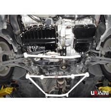 Front Lower Bar Audi Q3 2.0 TFSI / 2.0D TDI (2011)