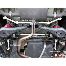 Rear Lower Bar Audi TT 8J (2006)