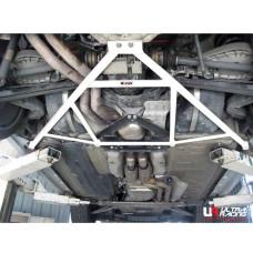 Rear Lower Bar BMW E85 Z4