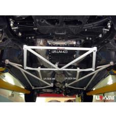 Rear Lower Bar Subaru Impreza GH 1.5 V.10 (Hatchback) (2009)