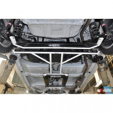 Rear Lower Bar Honda City (GM6) 1.5 i-vtec (2013)