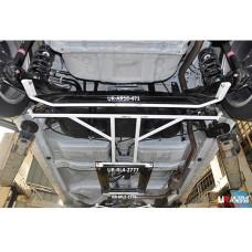 Rear Anti-roll Bar Honda City (GM6) 1.5 i-vtec (2013)