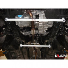 Front Lower Bar Honda Crosstour 2.4 (Hatchback) (2010)