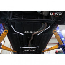 Rear Lower Bar Hyundai Accent (RB) 2WD 1.6D (2010)
