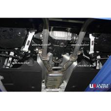 Rear Lower Bar Hyundai Genesis DH (2014-2016)