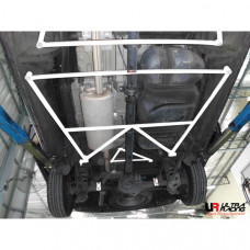 Rear Lower Bar Hyundai Starex 2.5D (2007)
