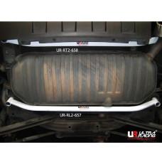 Rear Lower Bar Hyundai Tucson (2008)