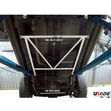 Rear Lower Bar Isuzu D-Max (2nd Gen) 2.5D (2011)