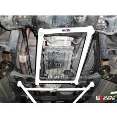 Front Lower Bar Isuzu D-Max 3.0D (2008)