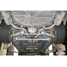 Middle Lower Bar Jaguar Type S 3.0 V6 (1999)