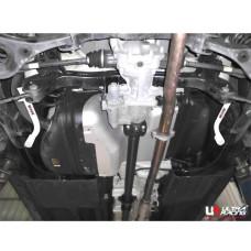Rear Lower Bar Kia Sportage R (Diesel) 2.0 2WD (2010)