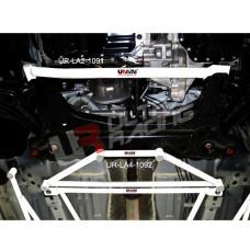Front Lower Bar Mazda 2 DE 1.5 (2007)