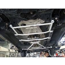 Front Lower Bar Mazda 2 DJ (Hatchback) 1.5 (2014)
