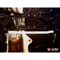 ULTRA RACING 2 POINTS FRONT STRUT BAR 2010 UR-TW2-1345 MAZDA 3 MPS MZR 2.3T