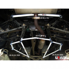 Rear Lower Bar Mazda MX5 NC (2006)