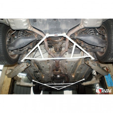 Rear Lower Bar Mercedes - Benz SLK 200 (R-172) 1.8 2WD (2011)