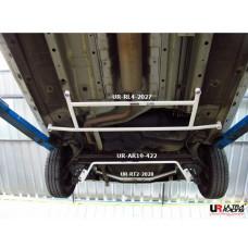 Rear Lower Bar Mitsubishi Attrage (Sedan) 1.2 (2013)