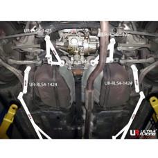 Rear Lower Bar Mitsubishi EVO 10