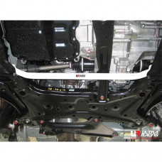 Front Lower Bar Mitsubishi Lancer Sport Back 2.4 2WD (2010)