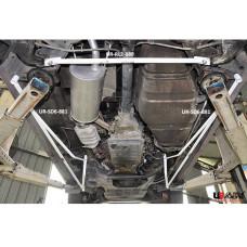 Side Lower Bar Nissan Serena C23 2.0 (1999)