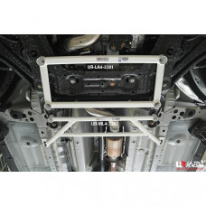 Front Lower Bar Nissan X-Trail (3rd Gen) 2.5 4WD (2013)