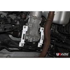 Rear Lower Bar Renault Samsung QM5 (4WD) 2.0D (2007)