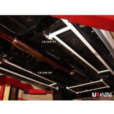 Side Lower Bar Mitsubishi EVO 7 / 8 / 9