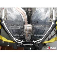 Side Lower Bar Subaru Legacy B4 2.0T (2003)