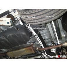 Rear Lower Bar Toyota Vellfire (2WD) 3.5