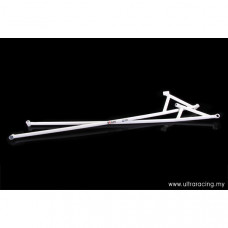 Side Lower Bar Toyota Chaser LX-90 2.5T (1992)