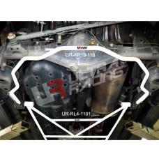 Rear Lower Bar Toyota Fortuner (2005)