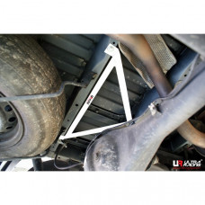 Rear Lower Bar Toyota Hiace H200 (2004)