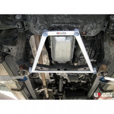 Front Lower Bar Toyota Hilux (4WD) 2.5D (2011)