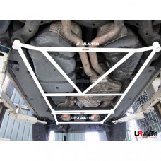 Front Lower Bar Volkswagen Touareg V10 5.0 (2002)