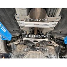 Front Lower Bar Honda Accord 10 (2018-)