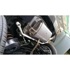 Rear Lower Bar Toyota C-HR